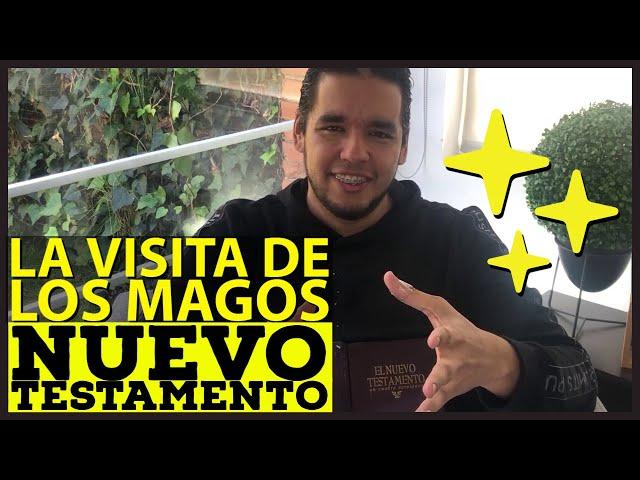 La visita de los magos | Enseñanza | Mateo 2:1-12