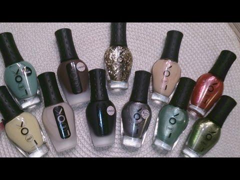 Naillook лак для ногтей