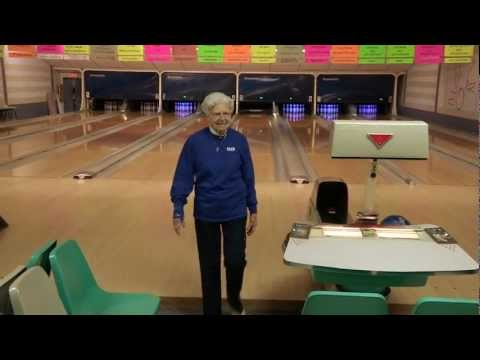 At 100 Years Old, Her Bowling Just Gets Better - Hatteberg's People TV