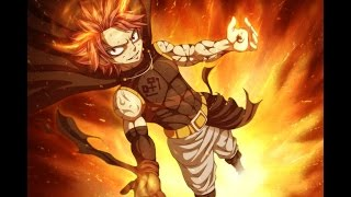 Fairy Tailᴴᴰ Etherious Flame Dragon God Slayer Natsu Dragneel vs God Ankhseram Theory #9 フェアリーテイル