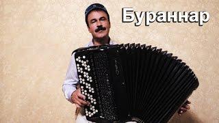 Татарская песня - Бураннар кавер на баяне