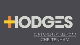 203/3 Chesterville Road, Cheltenham