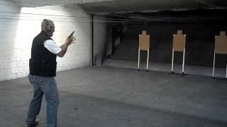shooting p220 sas during idpa