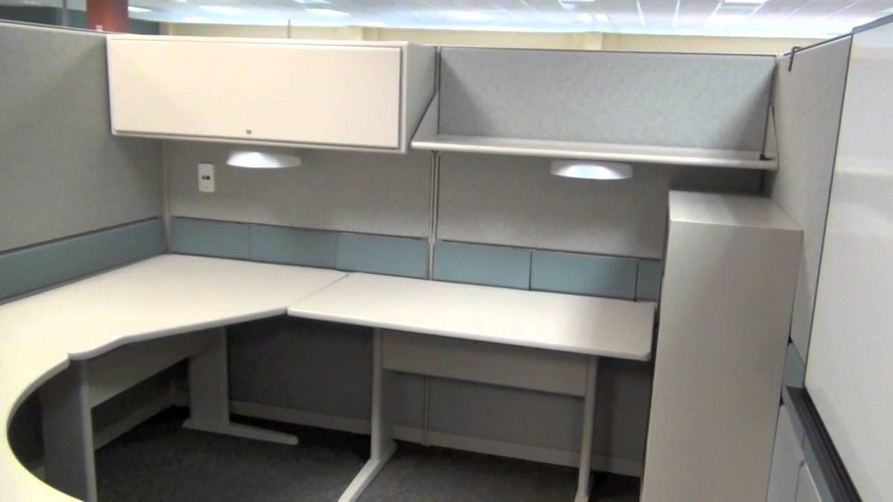 Used Teknion Teknion Furniture Teknion Cubicles 8x8