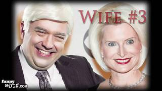 Newt Gingrich - Man Of Many Wives