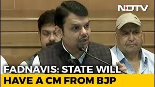 We Never Promised Any Rotational Chief Ministership: Devendra Fadnavis