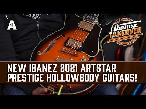 Ibanez 2021 Artstar Prestige - Premium Hollowbody Guitars Made In Japan!