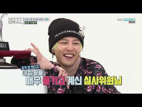BIGBANG Weekly Idol ep 285 [Pl Subs]
