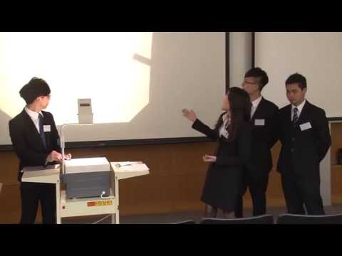 HSBC Asia Pacific Business Case Competition 2013 - Round2 B2 - LU