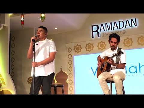 TULUS - GAJAH ACOUSTIC VERSION (LIVE at Ramadan Runaway 100618)