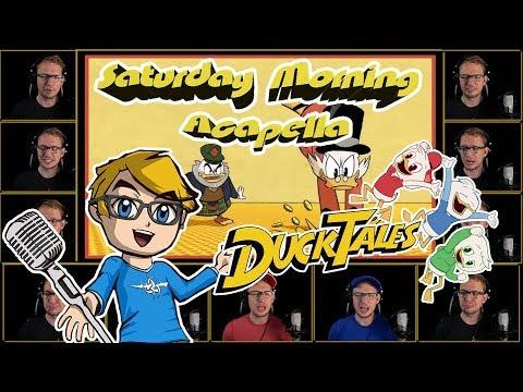 DUCKTALES 2017 Theme  Saturday Morning Acapella