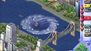 SimCity 3000 Unlimited: Fun With Whirlpools