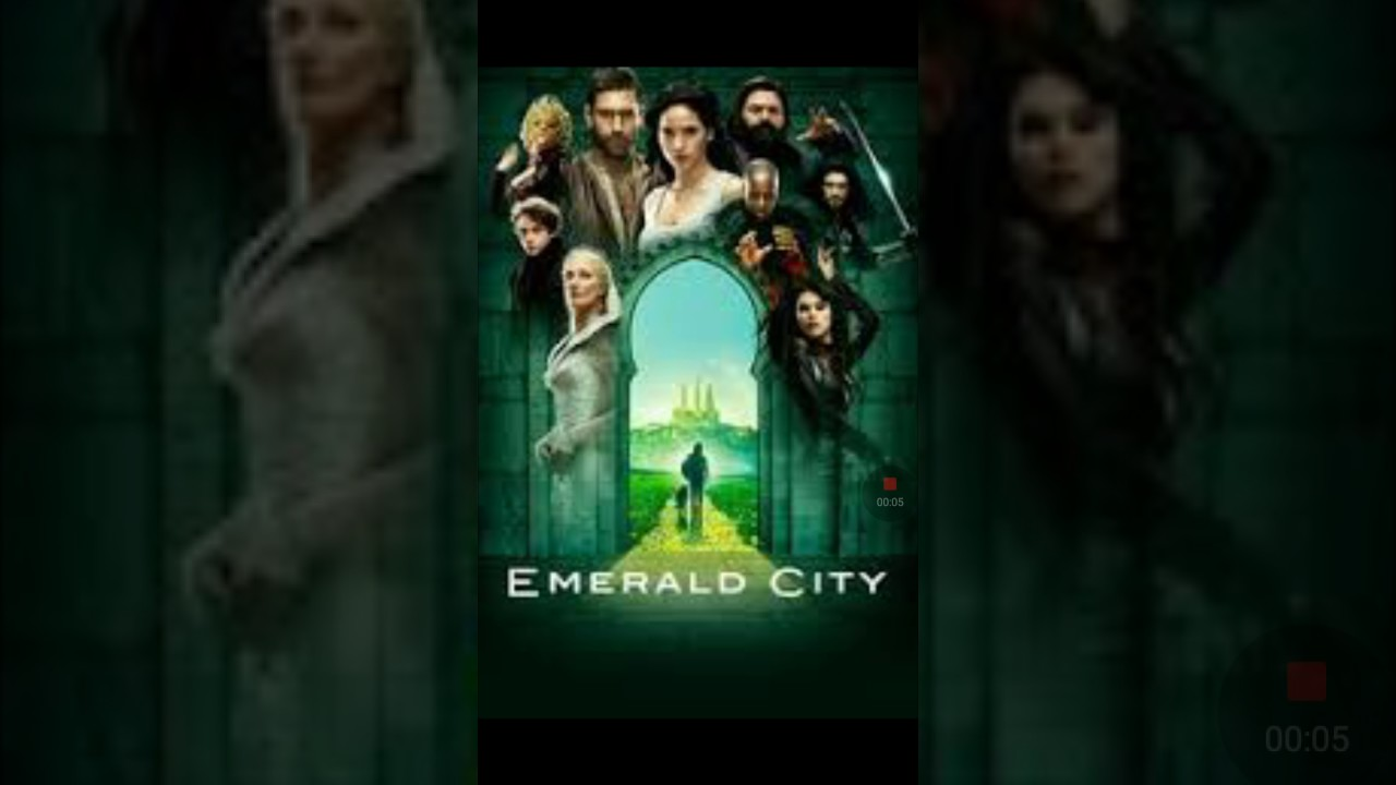 Emerald City Season 2