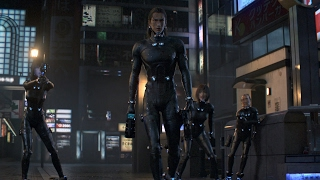 PS Video『GANTZ:O』配信予告