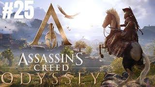 Assassin's Creed Odyssey PL #25 - Ostateczne Starcie z Dejmonią i Matką |1080P gameplay po polsku