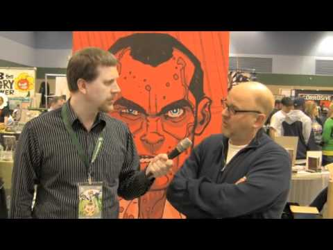 Emerald City Comic Con Interview With Cully Hamner