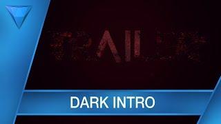 3D Dark Intro ▪ HitFilm PRO #74 | Poradnik ▪ Tutorial