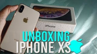 UNBOXING  IPHONE XS DE 350R$ OLHA COMO VEIO<br>#wish #aliexpress #dhgate
