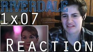 riverdale 1x07 reaction