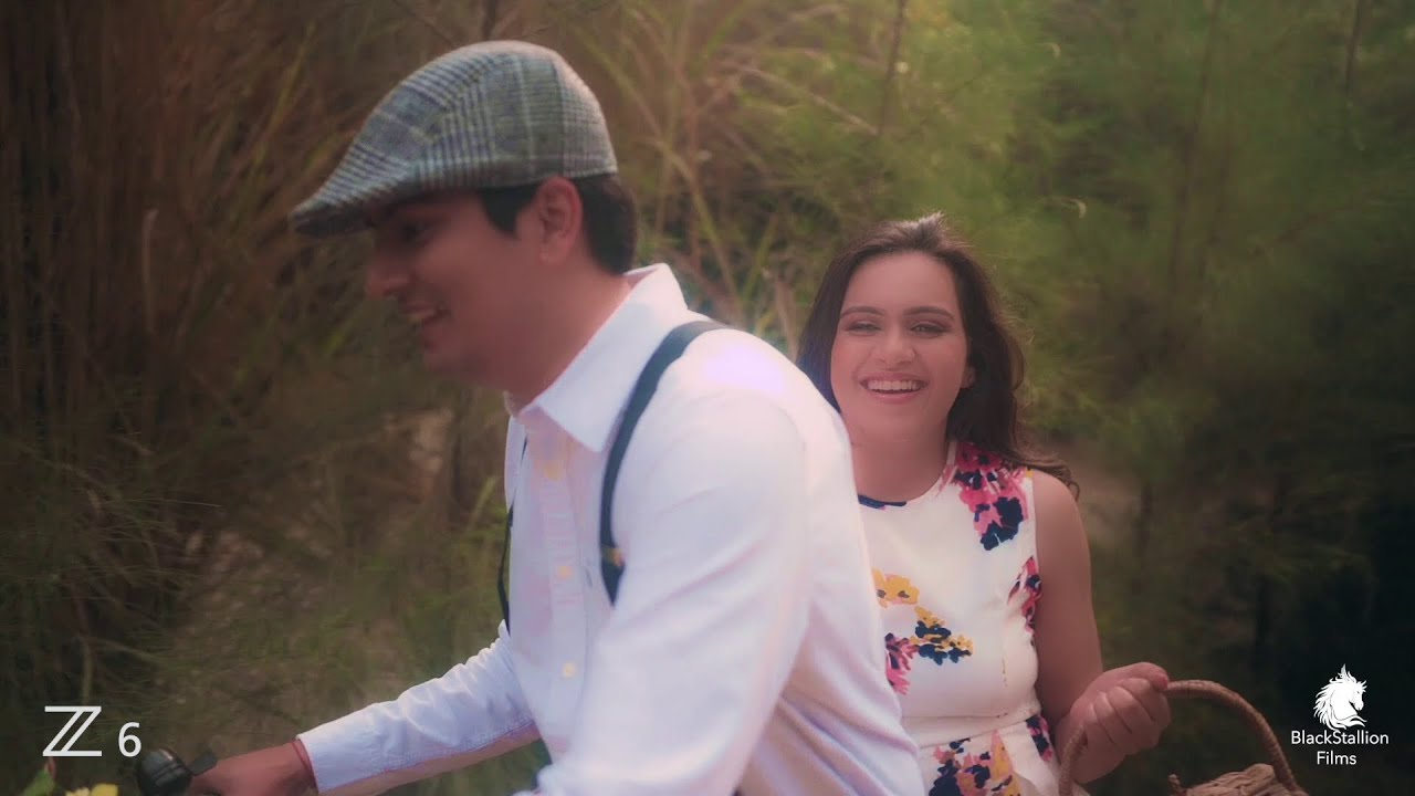 Pre-Wedding Video Captured on Nikon Z 6