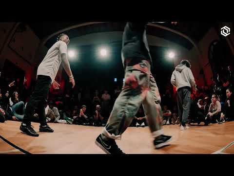 YUDAT VS VIZ-O - 1/8 FINALS HIP HOP - Break The Limit 2018