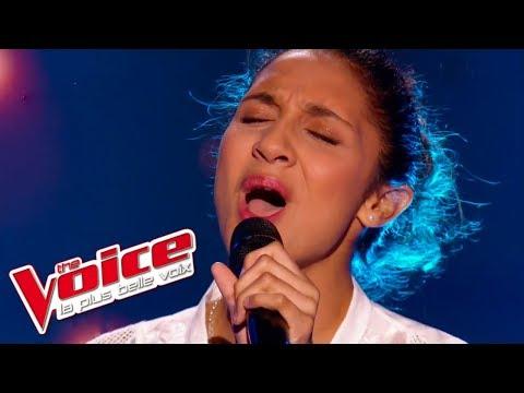 Julien Doré – Paris Seychelles   Lisa Mary   The Voice France 2016   Blind Audition