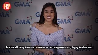 "CELEB KATAKOT STORY! Gabbi Garcia and ""the disturbed ones"""