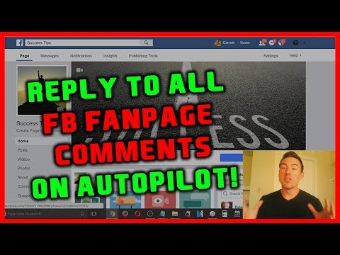 BEST Facebook Automation Software For Automating Messages l Perfect For Affiliate Marketing!