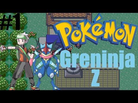 #01 Pokémon Greninja-Z