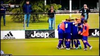 Campionato Allievi Nazionali, gli highlights di Juventus-Fiorentina...