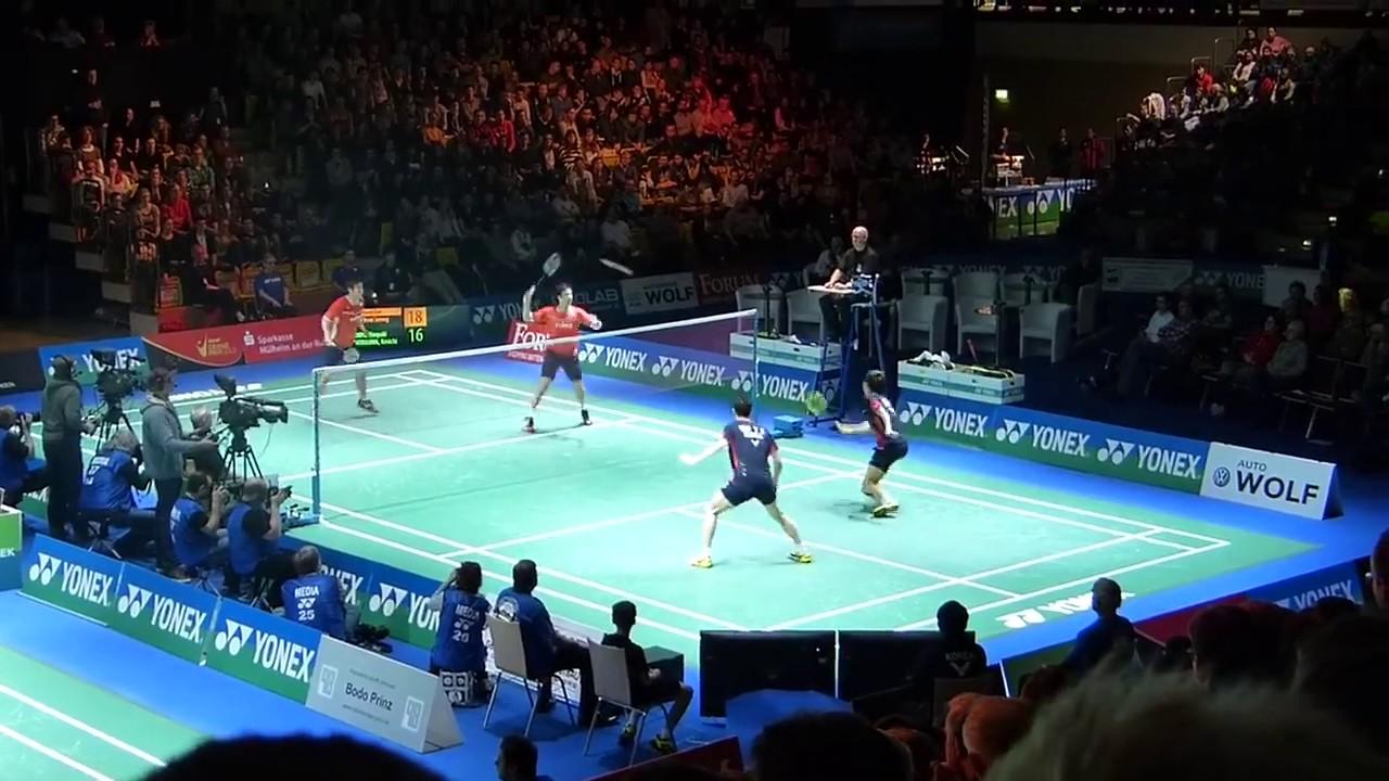 badminton highlights 2017 Lee Chong Wei Zhao Yunlei vs Tan Wei Han