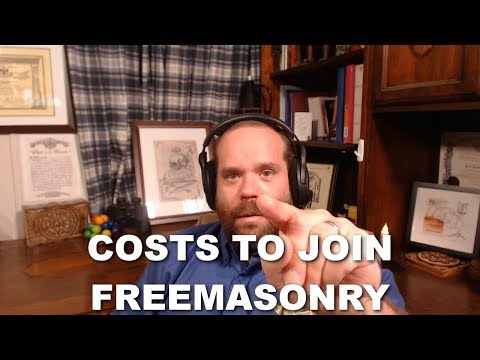 Q&A: Cost to Join Freemasonry