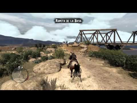 Red Dead Redemption - Entering Mexico - Jose Gonzales - Far Away