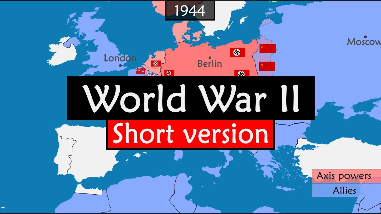 Map Of Germany During World War 2.World War Ii Summary Of The Deadliest Conflict In History