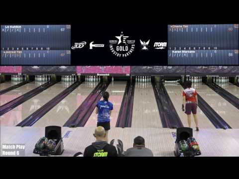 2017 USBC Queens - Double-Elimination Matches - Session 5