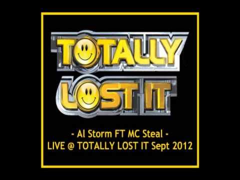 AL STORM FT MC STEAL   LIVE @ TLI SEPT 2012
