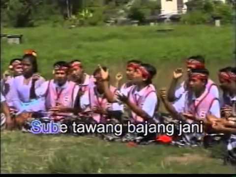 Genjek Kadong Iseng - Bajang kangkung