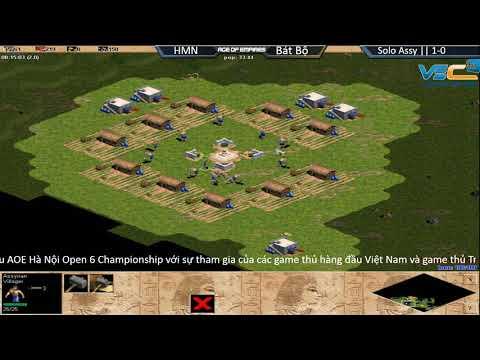 HaNoi Open 6    Solo Assyrian    Hoàng Mai Nhi vs Bát Bộ    Trận 2