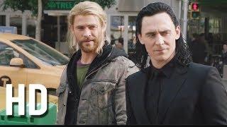 "Thor Ragnarok ""I Dumped Jane"" Movie Clip | Marvel Thor Ragnarok 2017"