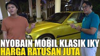 RIZKY FEBIAN BELI MOBIL KLASIK BARU BMW E36.. SULE KALAH TELAK