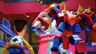 Buzz Lightyear Toy Story Kingdom Hearts 3 JP First Gameplay TGS 2018