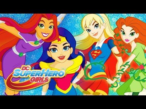 Season 2 Pt 2 | DC Super Hero Girls