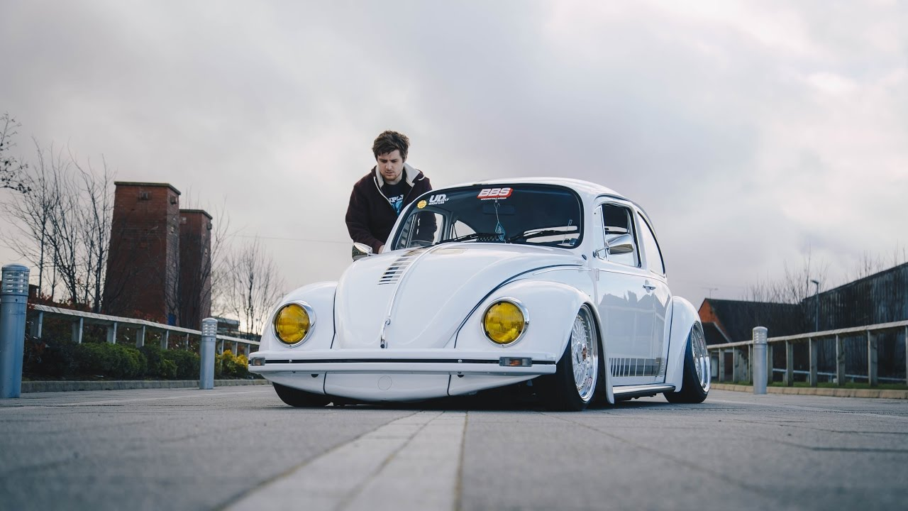 '78 VW Beetle on Air Suspension - #LifeOnAir - YouTube