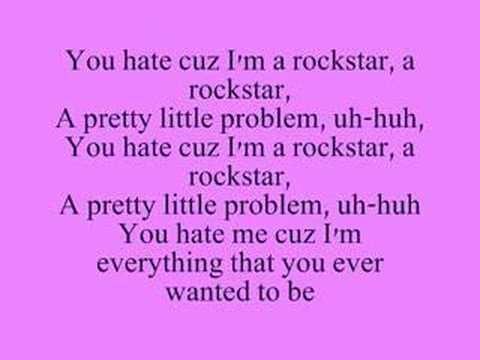 Prima J - Rockstar Lyrics