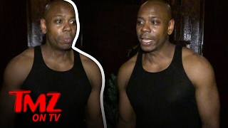 Dave Chappelle is Back! | TMZ TV