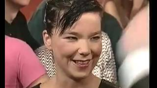 BJORK INTERVIEW + POSSIBLY MAYBE LIVE ( TFI FRIDAY )