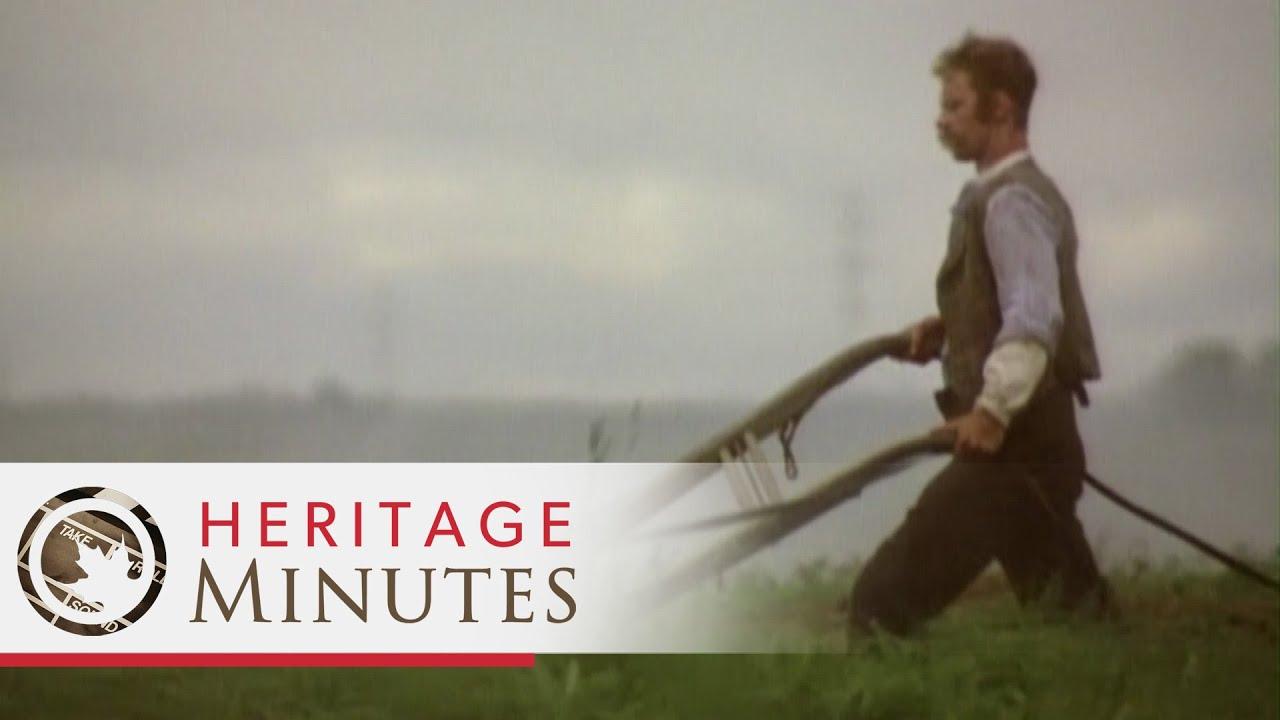 Heritage Minutes: Soddie