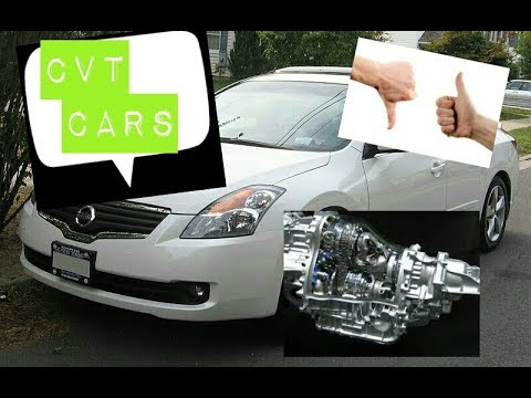 Cvt vs manual reliability and validity