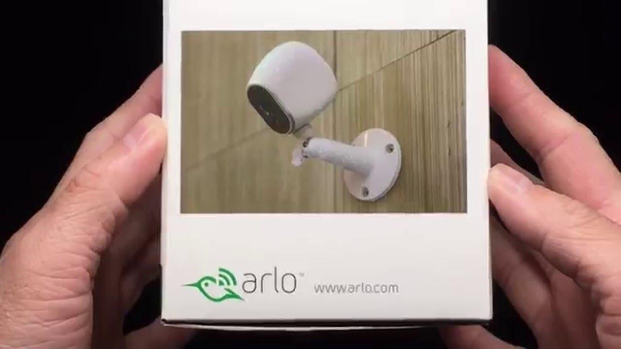 Netgear arlo adjustable indooroutdoor mount vma10004k youtube sciox Choice Image
