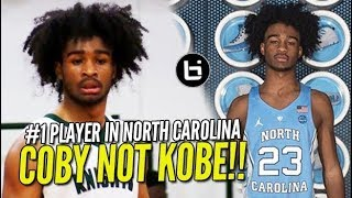 Coby White (UNC) with 32 & 14 in 1st Game Since Losing His Dad #doitfordoc